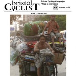 Bristol cyclist magazine No.65 Autumn 2007