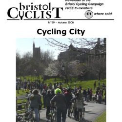 Bristol Cyclist magazine No.69 Autumn 2008
