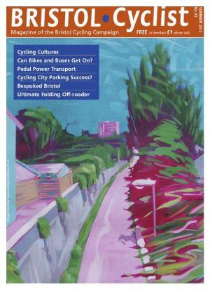 Bristol Cyclist magazine No.81 Summer 2012