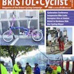Bristol Cyclist magazine No.83 Winter 2013