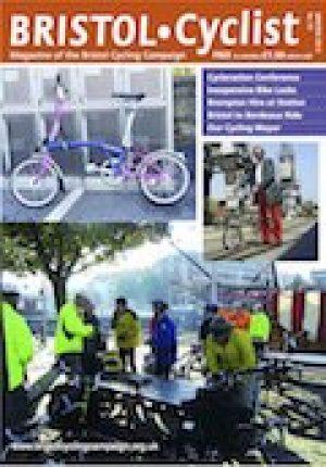 Bristol Cyclist magazine No.83 Winter 2013