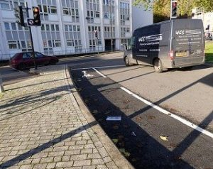 More irrelevant cycling 'infrastructure'