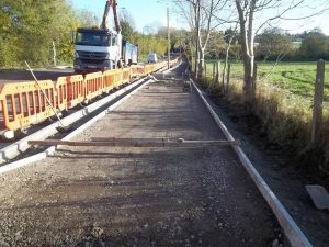 North Somerset cycle infrastructure schemes delivered in 2014