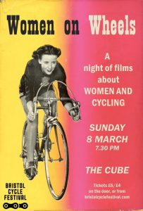 Women on Wheels film night