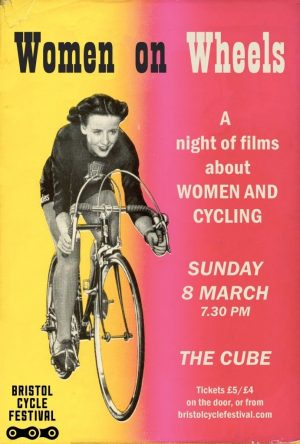Women on Wheels film night and Bristol Cycle Festival