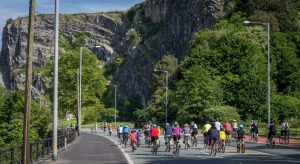 Bristol's Biggest Bike Ride Routes