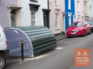 Cycle hangers, Liveable Neighbourhoods, elections