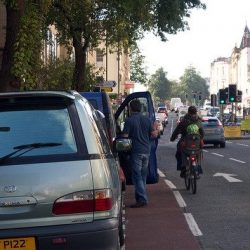 If Chris Grayling had doored a cyclist in Bristol?