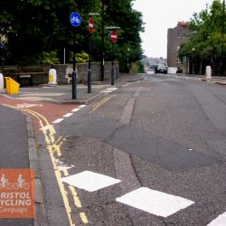 'We need to change our roads so drivers can see cyclists'