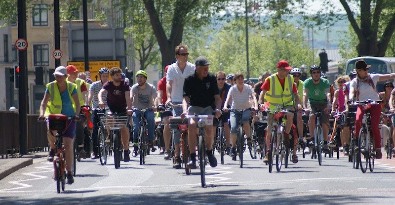 Climate Strike Critical Mass ride - Fri 20th Sept 6pm