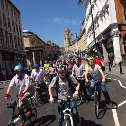 How to campaign for Space for Cycling? Bristol workshop 10th Dec