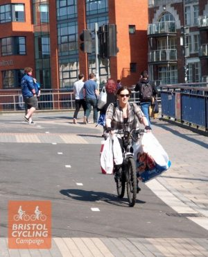 Bike lanes 'one of the best investments into public health returns'