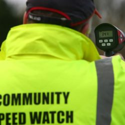 Speed awareness courses for 20mph
