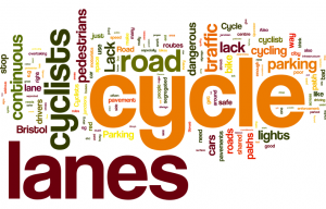 Huge response to Space for Cycling survey