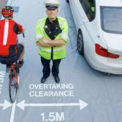 "Bristol Cycling secure commitment to ""Close Pass"" initiative from Avon & Somerset Police"