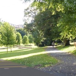 Victoria Park and Filwood Quietway – good for everyone