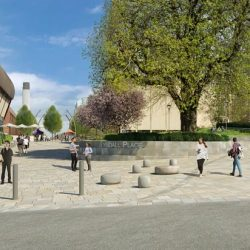Bristol University Tyndall Avenue public realm changes – our response