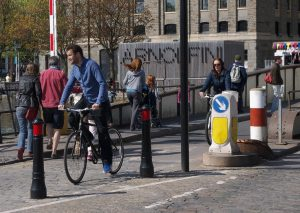 Bristol Cycling talk to Made in Bristol TV and @mark_bradshaw about Prince St. bridge