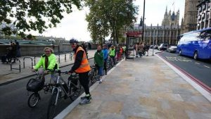 Bristol Cycling leading cycling trip to London – Easter Bank Holiday weekend