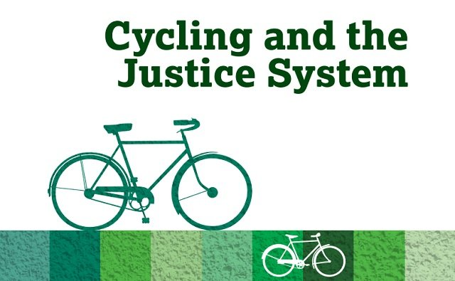 Cycling and the Justice System - report from parliamentary inquiry