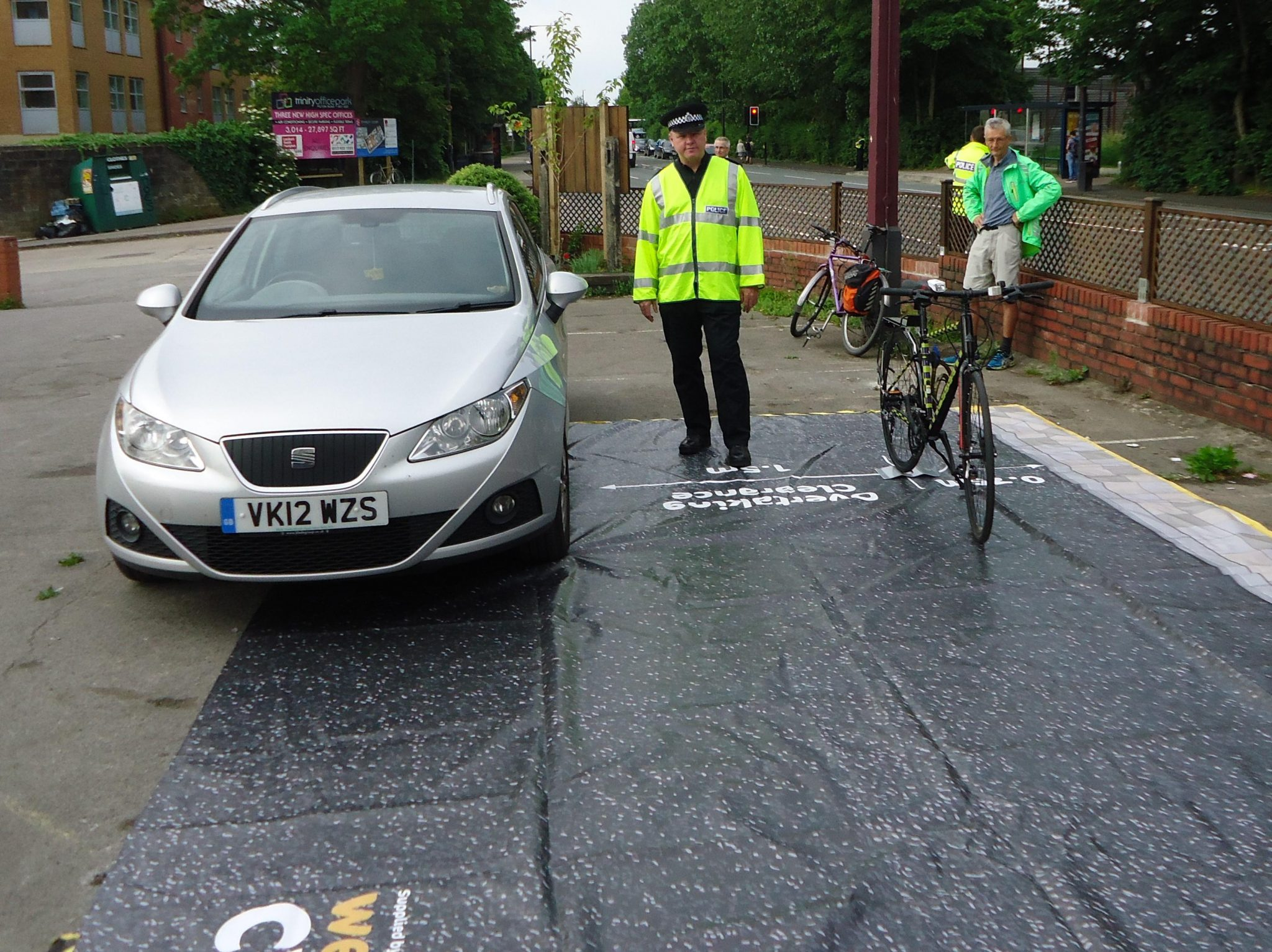 News on Road Justice from meeting with police, June 2017