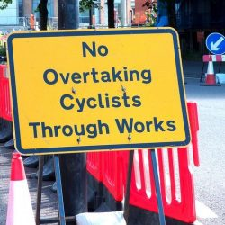 Space for Cycling Update: April 2019