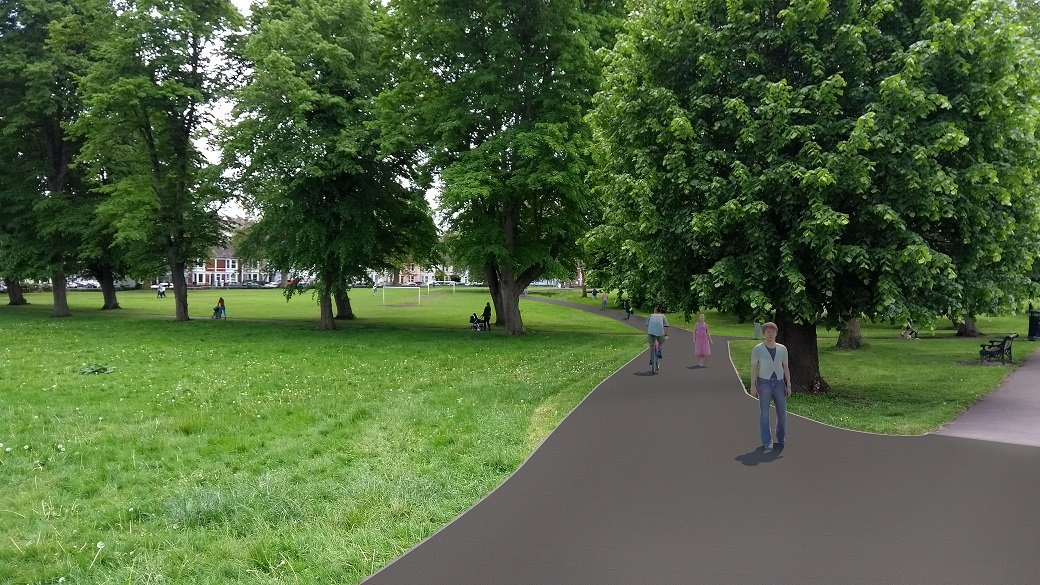 Victoria Park, a missed opportunity or is something better than nothing?