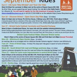 Rides poster opportunity