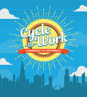 Don't miss Cycle to Work Day