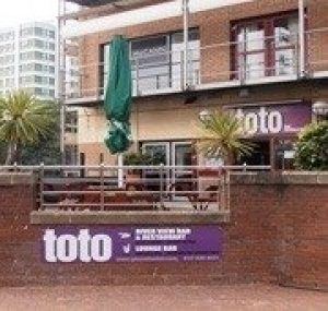 Totos: our new meetup venue