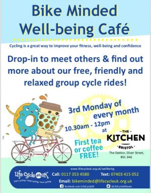 Wellbeing Cafe move