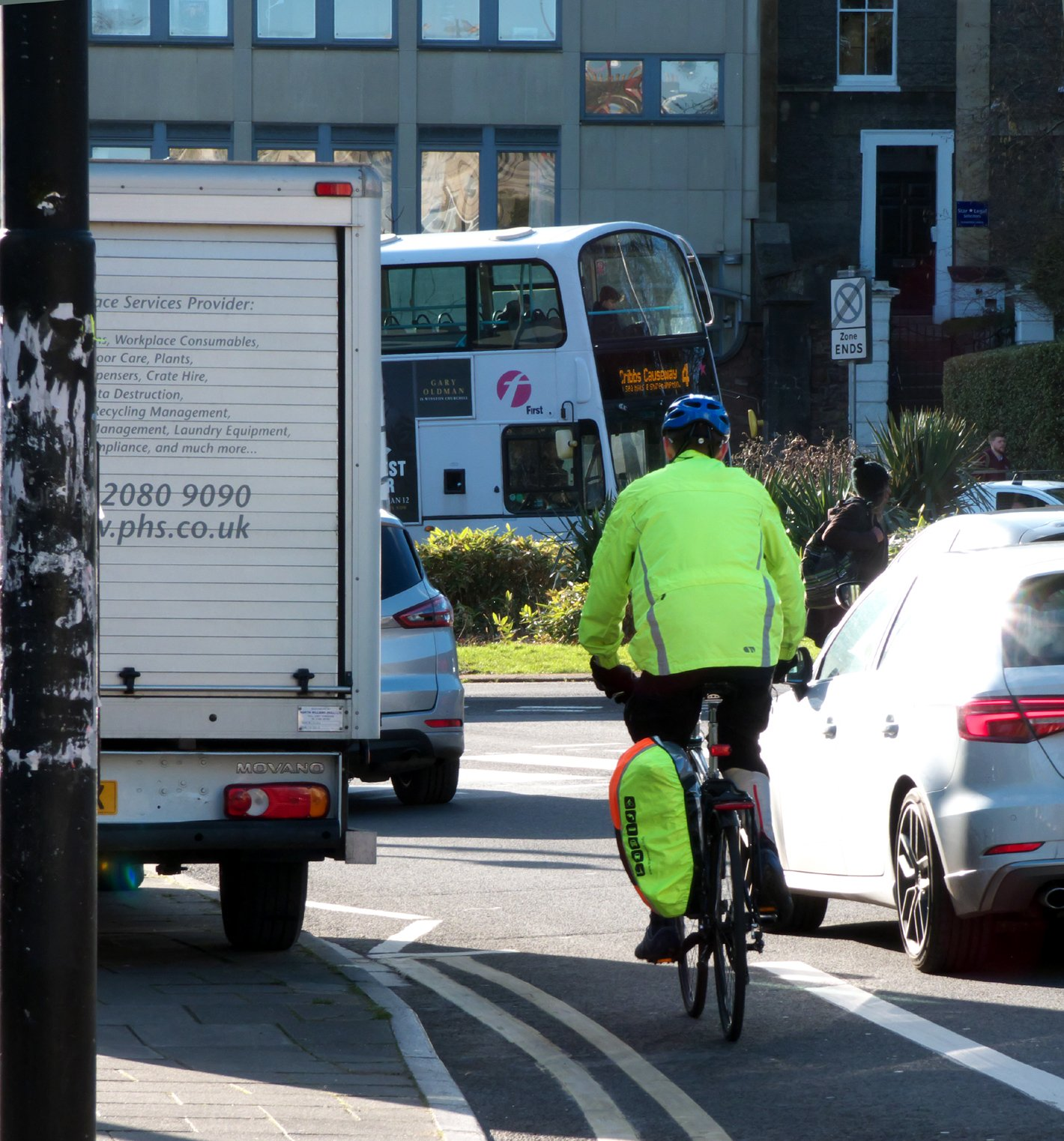 Cycling Casualties and Police Enforcement Action