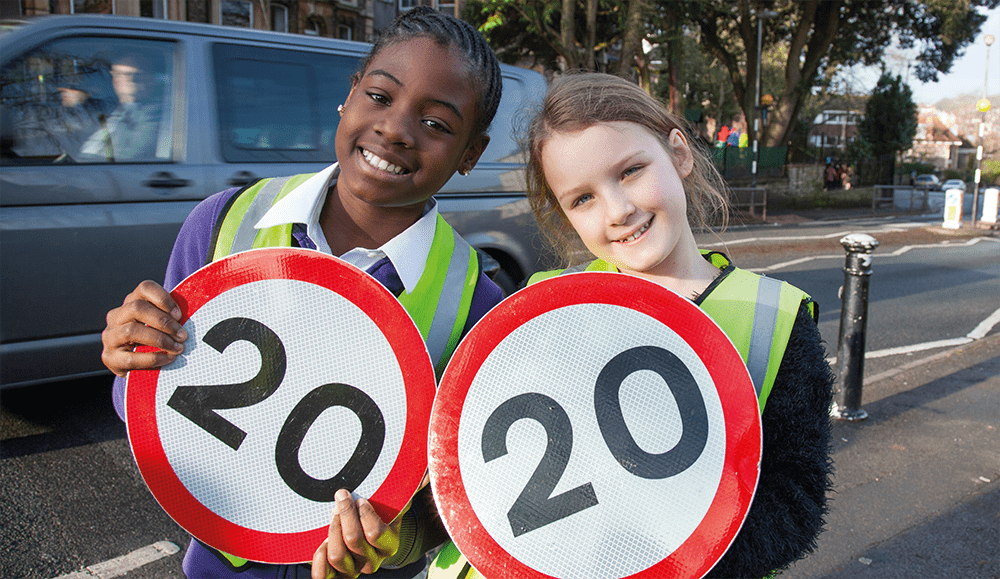 Yes, Bristol's sign-only 20mph intervention reduces speed (yet another study finds)