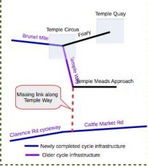 A Modest Proposal #7: Temple Way cycle route