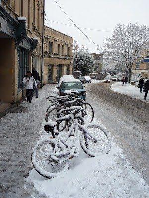 Go Careful in the Snow