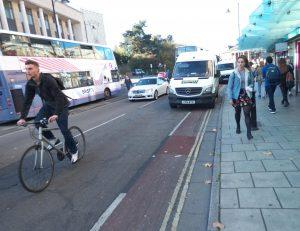 Transport in Bristol in 2018: feels more like 1968