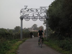 Spring onto your bike with our verdant rides