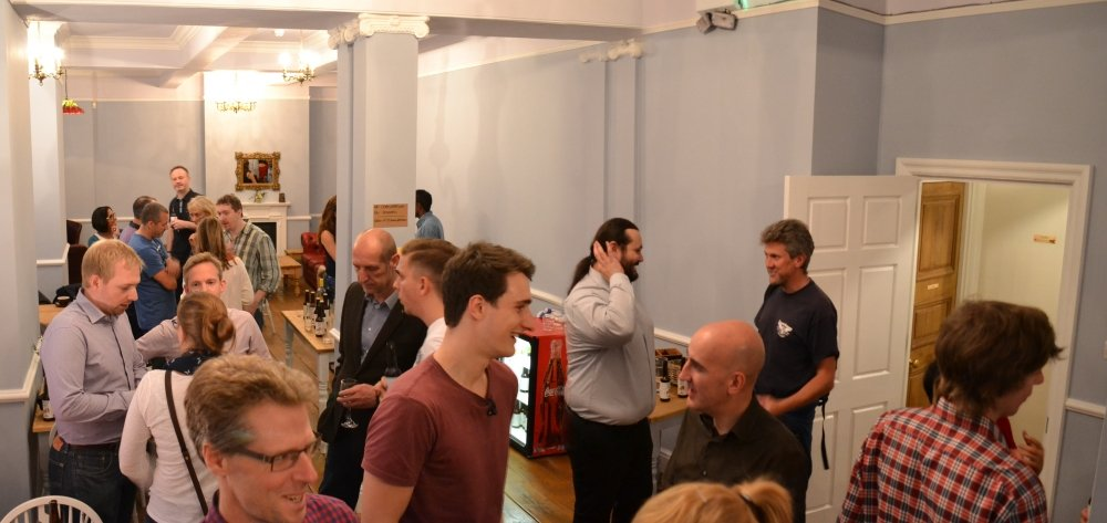 AGM and Mingle, Wednesday 31 October 2018