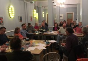 Bristol Cycling Campaign AGM and Mingle October 2018