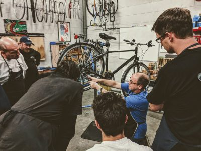 Bike mainenance course
