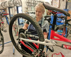 City & Guilds Level 2 Cycle Mechanics course, June-July