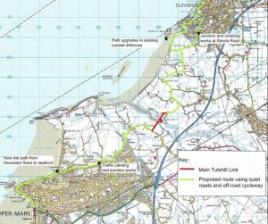Missing link to go ahead between Kingston Seymour and Weston-super-Mare