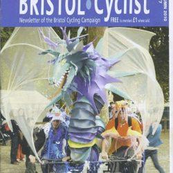 Bristol Cyclist magazine No.77 Autumn 2010