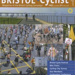 Bristol Cyclist magazine No.79 2011 Autumn