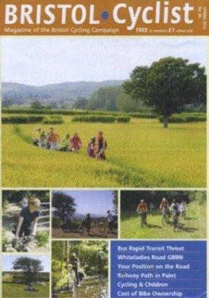 Bristol Cyclist magazine No.80 2012 Spring