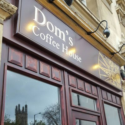 Dom's Coffee Shop