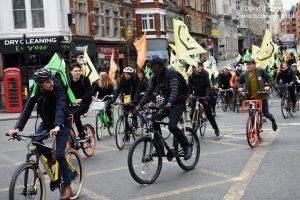 We're supporting Extinction Rebellion's Critical Mass ride: Wed 17 July
