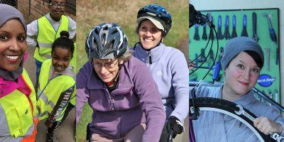 The Bristol Women's Cycling Charter launch event 2019