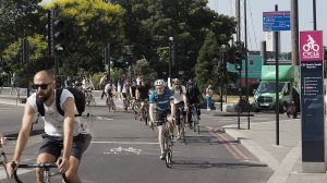 Annual General Meeting and Talk by Simon Munk (London Cycling Campaign) 26 November
