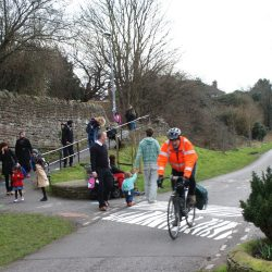 Bristol to Bath Railway Path Safety